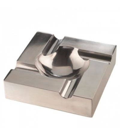 Firstland International - Alloy Metal Large Ashtray
